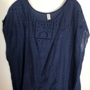 Old Navy cut out top